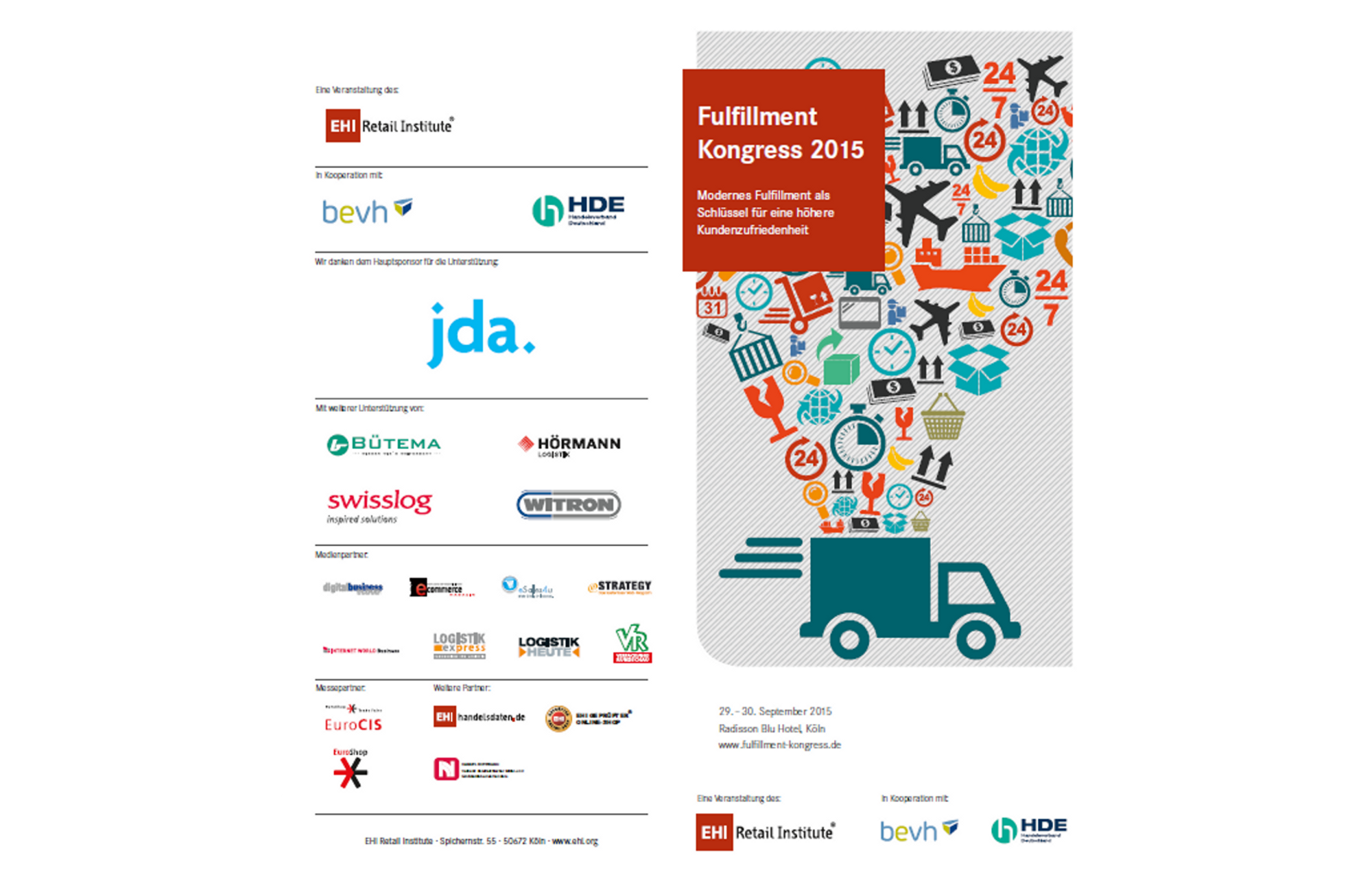 Flyer-Deckblatt_EHI_Fulfillment Kongress 2015