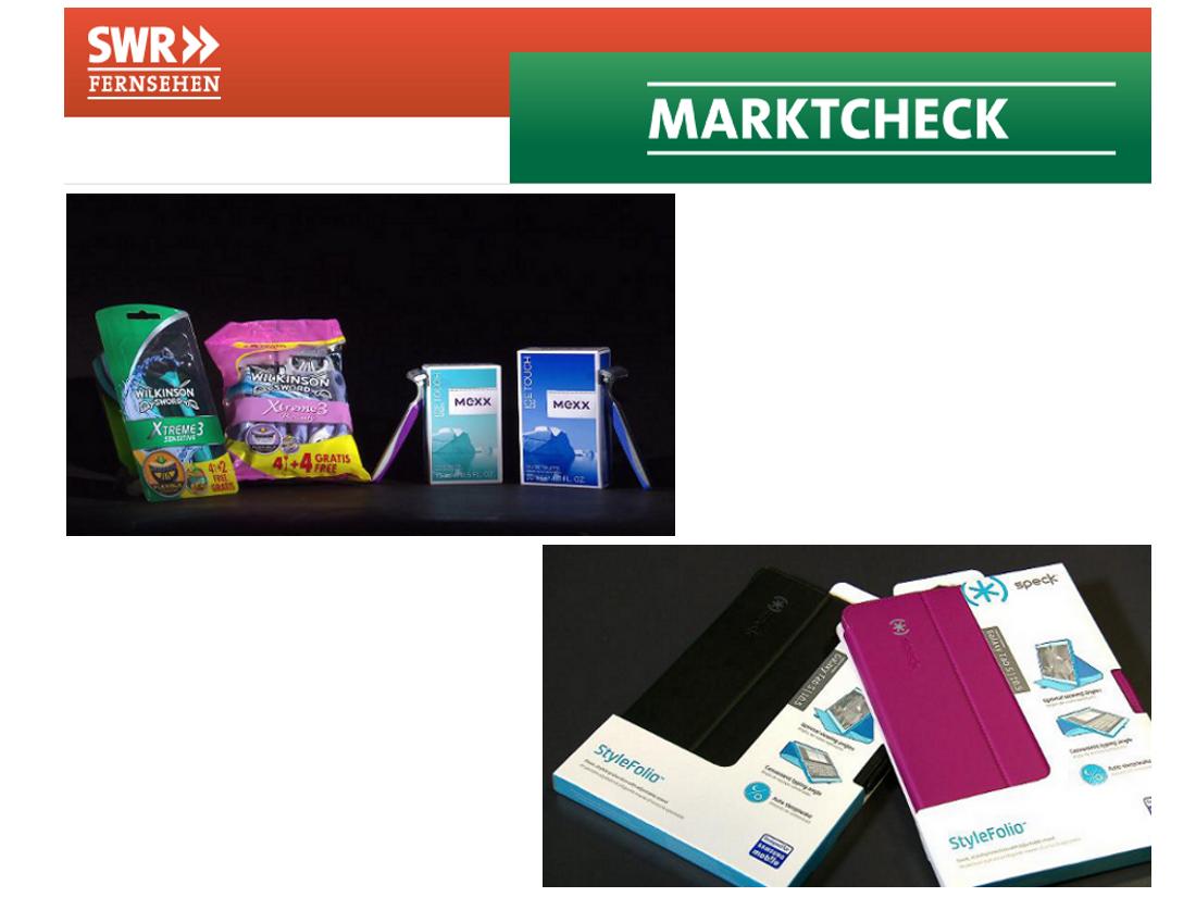 Ob Rasierer, Parfum oder Tablethülle, oft reicht schon eine unterschiedliche Farbe für einen Preisaufschlag.